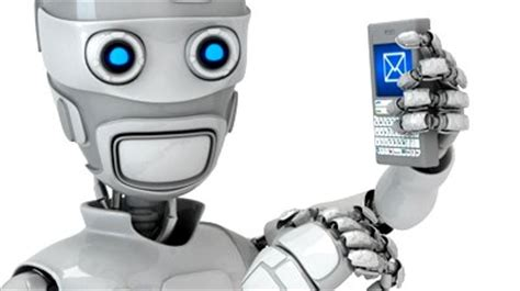 Mainan Robot Mobile Telephone the of automated marketing for your business