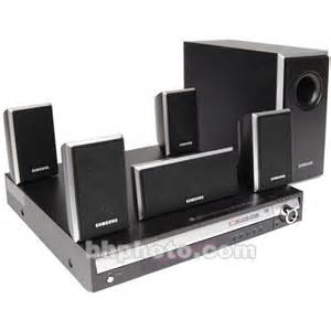 samsung home stereo systems samsung ht q40 home theater system htq40 b h photo
