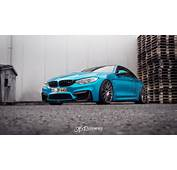 BMW JP Performance M4 Car Blue Cars Wallpapers HD / Desktop