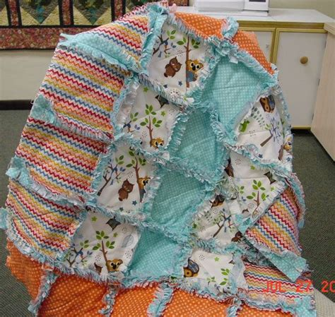 Baby Rag Quilt Kits by 191 Curated Quilts Rag Quilts Ideas By Lilyrose05