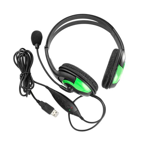 Headset Ps3 new wired headset headphone earphone microphone for ps3 gaming pc chat bg ebay