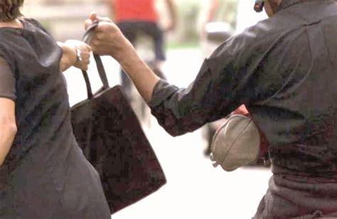 ultime rapine in scippi e rapine allarme criminalit 224 a mazara giornale