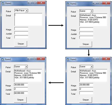 membuat form sederhana pada html seputar komputer mari membuat form dinamis sederhana