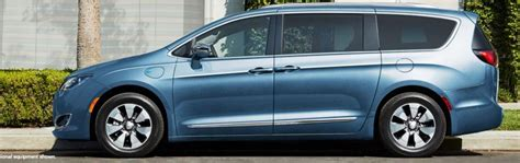 Central Maine Motors Chrysler by 2017 Chrysler Pacifica Hybrid Is The Most Fuel Efficient