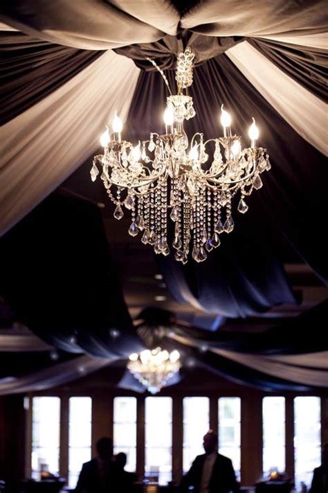 Ceiling Ideas For Wedding Reception by Wedding Reception Ideas Table Settings Draped