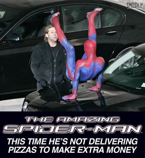 Spiderman Movie Meme - 20 rejected amazing spider man movie posters smosh
