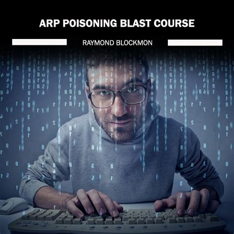arp poisoning blast course w24 hakin9 it security