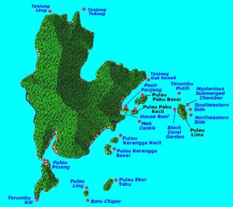 Terengganu Islands ~ Diving at Pulau Redang (Redang Island)