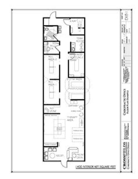 exle of chiropractic office floor plan multi doctor chiropractic floorplan with semi open adjusting