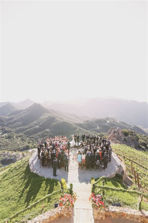 Wedding Venues Malibu by 10 Best Wedding Venues In The World You Will Tulle