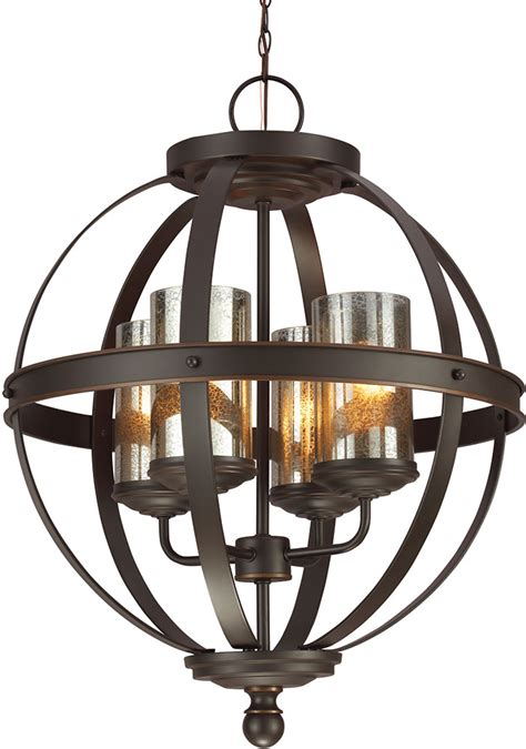 Modern Bronze Chandelier Seagull 3110404 715 Sfera Modern Autumn Bronze Lighting Chandelier Sgl 3110404 715