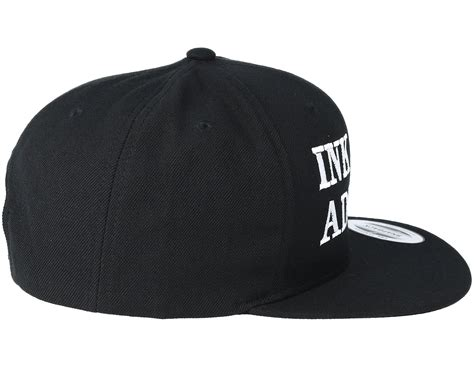 snapbacks tattoos ink addict black snapback collective caps