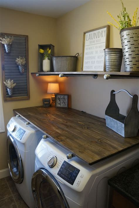 diy rustic industrial seating industrial chic room laundry room makevover for under 250 with diy rustic
