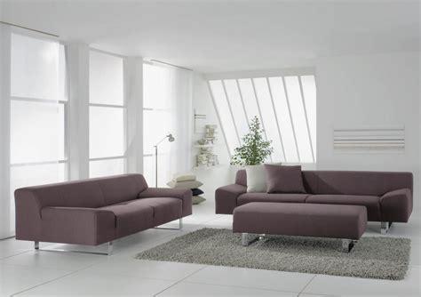 m canap駸 canap 233 design minimaliste en cuir 3 places m madonna