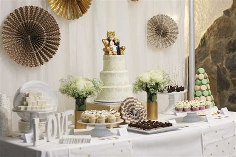 decoracion para aniversarios 50 aniversario de boda fiestas coquetas