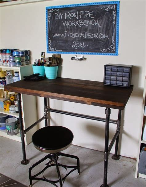 diy black pipe desk best 25 industrial desk ideas on industrial