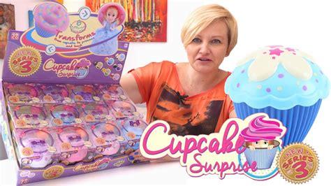 Magical Seira3 laleczki cupcake seria 3 tm toys phim22