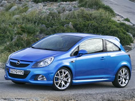 Opel Corsa Opc 2008 Picture 07 1600x1200