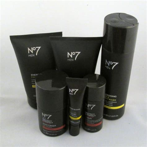 boots mens no 7 a step by step guide to skincare for style on