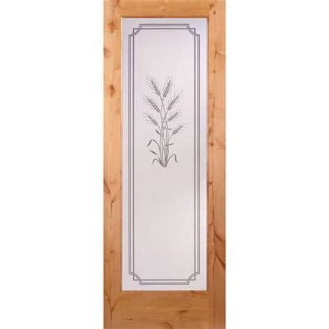 frosted interior door home depot home design and style