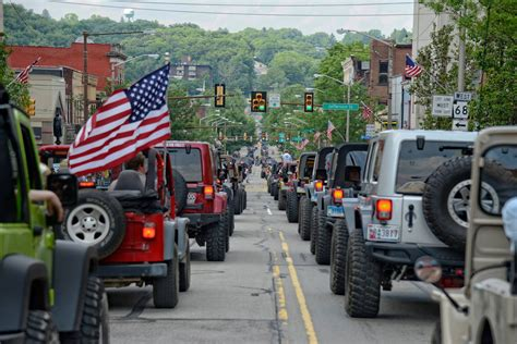 Largest Jeep In The World Butler Once Again Host Of The World S Largest Jeep Parade