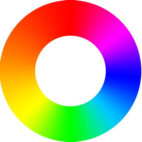 color circle color circle complementary colors and their contrast