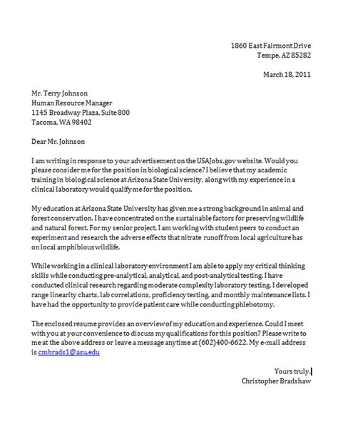 formatting a cover letter correct cover letter format best template collection