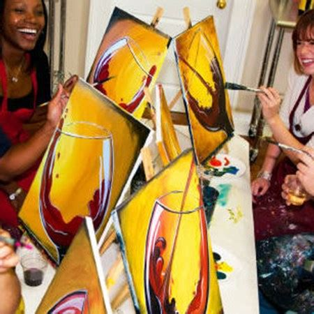 paint with a twist fort smith entertainment painting with a twist experience