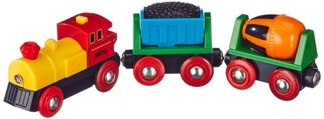 battery operated brio train brio bri 33319 rail battery operated action train normal 1