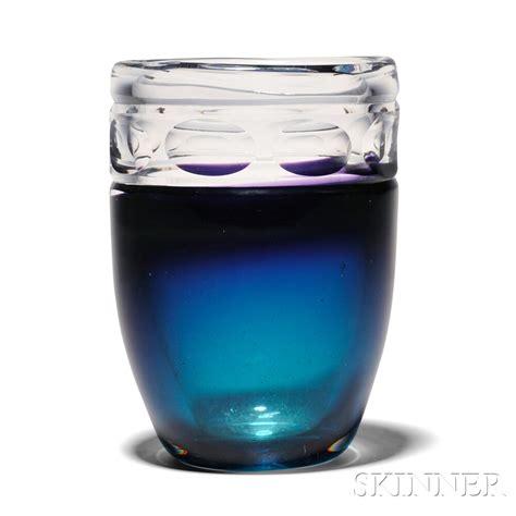 kosta vase kosta boda glass vase sale number 2924t lot number