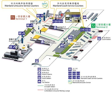 hong kong airport floor plan map hong kong airport