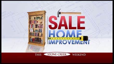 creek home improvement sale ad on vimeo