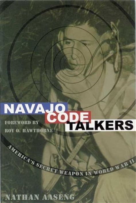 navajo code talkers  nathan aaseng reviews discussion