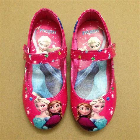 Hello Boots Sepatu Sekolah Anak Sepatu Frozen best 9 style l size sofia frozen shoes elsa princess flats shoes