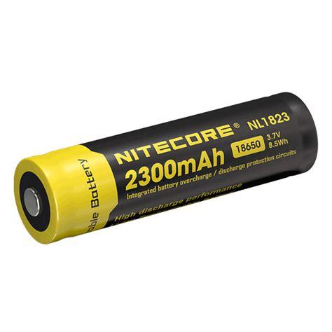 Nitecore 18650 Baterai Li Ion 2600mah 3 7v Nl1826 Promo nitecore 18650 baterai li ion 2300mah 3 7v nl1823 black yellow jakartanotebook