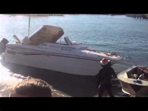 fishing show boat accident fishing boat accident youtube