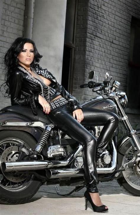hot and sexy girls on stylish bike hd wallpaper images biker babe womens leather biker jackets pinterest