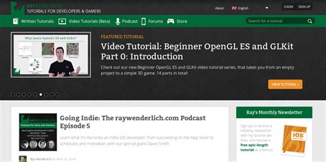 android tutorial ray wenderlich 5 great ios mac podcasts for apple developers