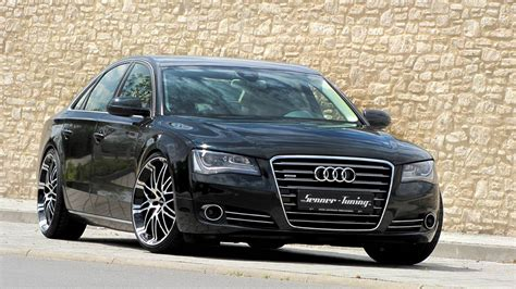 Tuning Audi A8 by Official Audi A8 By Senner Tuning Gtspirit