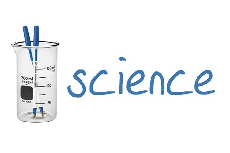 Writing Science 1 from pipette to pen