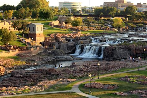 garden sioux falls this fall explore america the beaten path taking