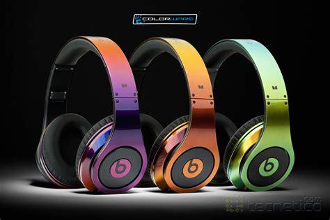 beats color audifonos beat