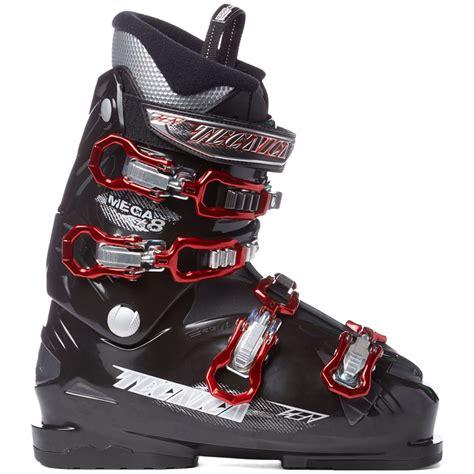 ski boots tecnica mega 8 ski boots 2015 evo