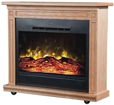 Heat Surge Roll N Glow Electric Fireplace by Heat Surge Roll N Glow Ev 4 Portable Electric Fireplace