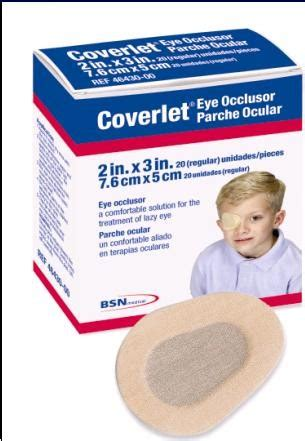coverlet eye patches coverlet fabric eye occlusor bandage eye care
