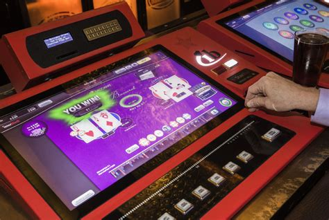 bar top games pt s taverns introduce starbar video games for gambling