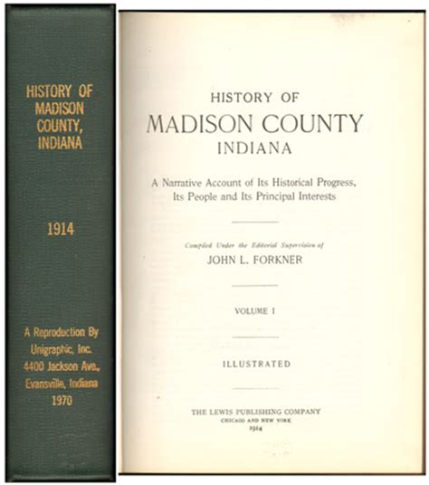 history of lewis county kentucky classic reprint books history of county indiana 1914 by l forkner