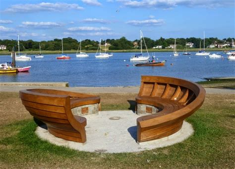 marine bench bursledon blog clinker boat bench