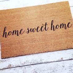 Home Doormat Home Sweet Home Welcome Mat Doormat Door Mat Gift By