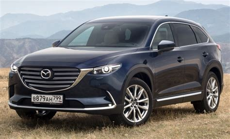 2020 Mazda Cx 9 by 2020 Mazda Cx 9 Towing Capacity Release Date Changes